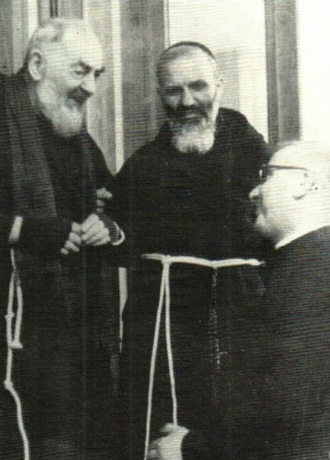 Padre Pio Don Domenico Labellarte